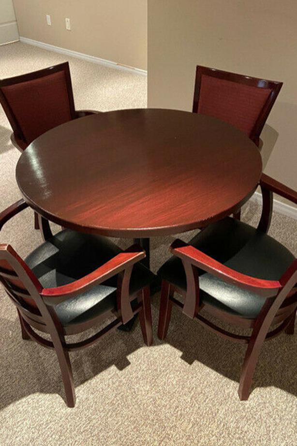 Solid Oak Tables and Chairs - Over 100 plus