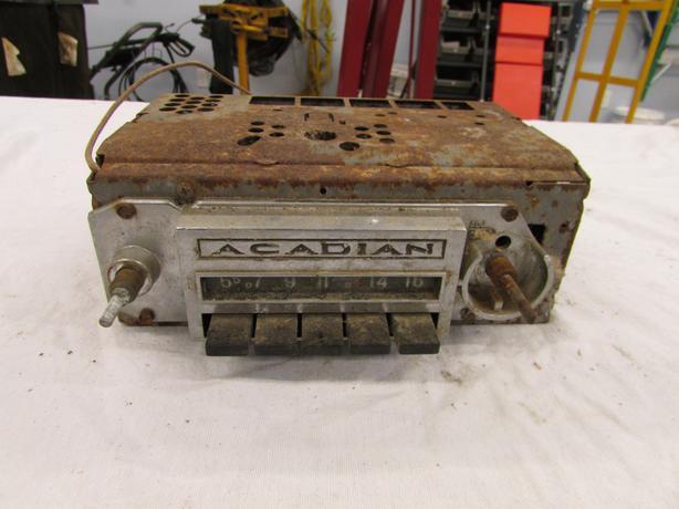 Acadian Radio