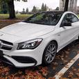 Pre-Owned 2017 Mercedes-Benz CLA CLA 45 AMG 4MATIC Coupe