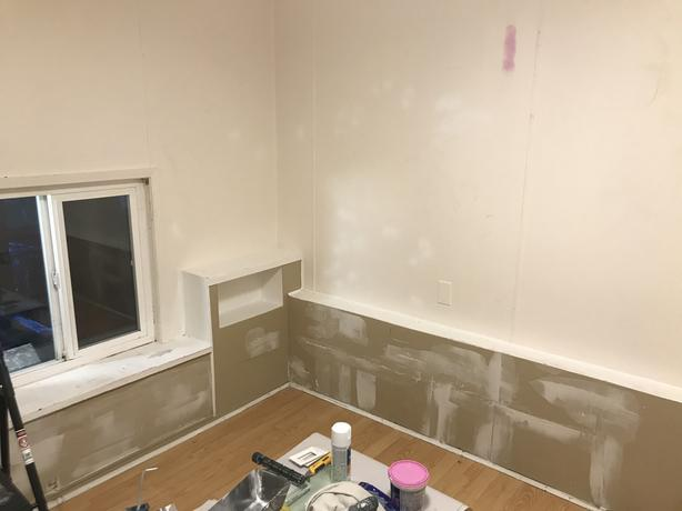 Professional painter available for interior work