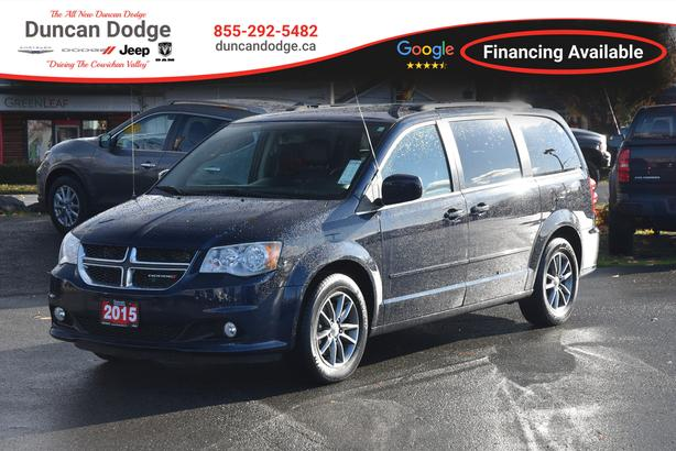 Used 2015 Dodge Grand Caravan SE Minivan/Van
