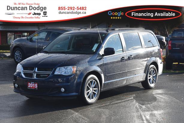 Used 2015 Dodge Grand Caravan SE Minivan/Van