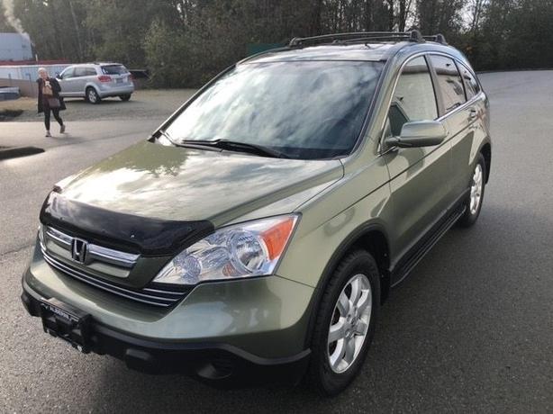 Used 2009 Honda CRV EX-L 4WD at SUV