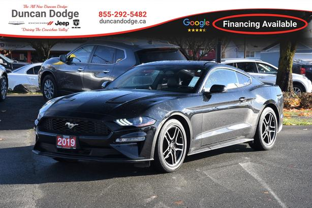 Used 2019 Ford Mustang Ecoboost Premium Coupe