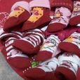Christmas Pack of 7 socks 0-12m ASKING $8.00 FIRM.