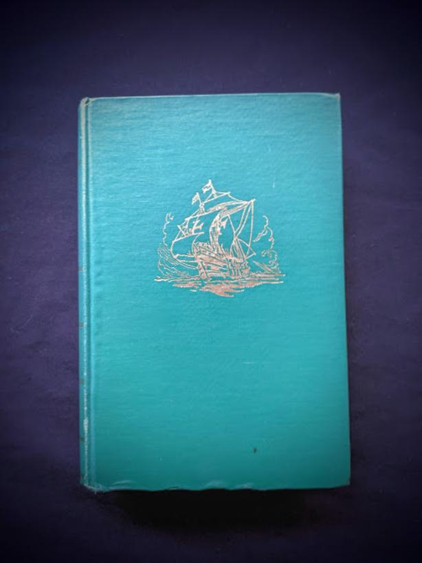 1940 To The Indies by FORESTER, C. S – First Canadian Edition