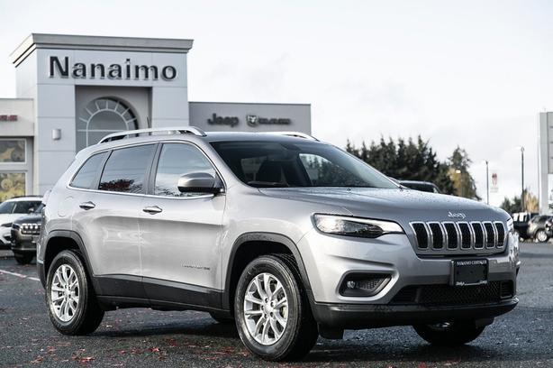 Used 2019 Jeep New Cherokee North One Owner No Accidents SUV
