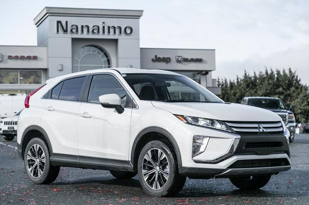 Used 2020 Mitsubishi Eclipse Cross ES No Accidents Heated Seats SUV