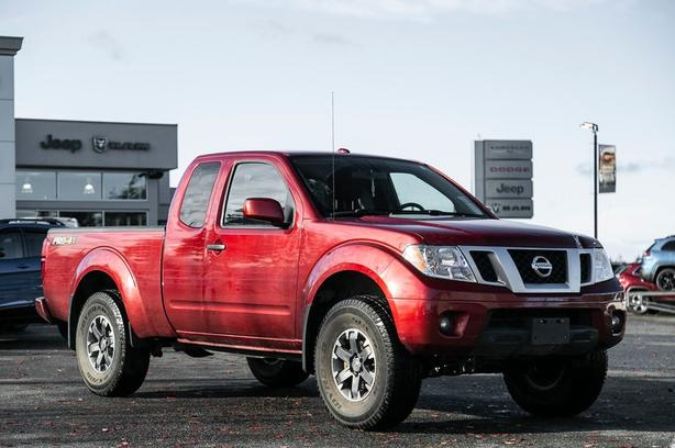 Used 2018 Nissan Frontier PRO-4X No Accidents Navigation Truck King Cab