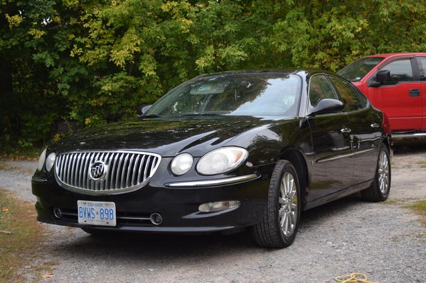 2008 Buick Allure CXS with new transmission