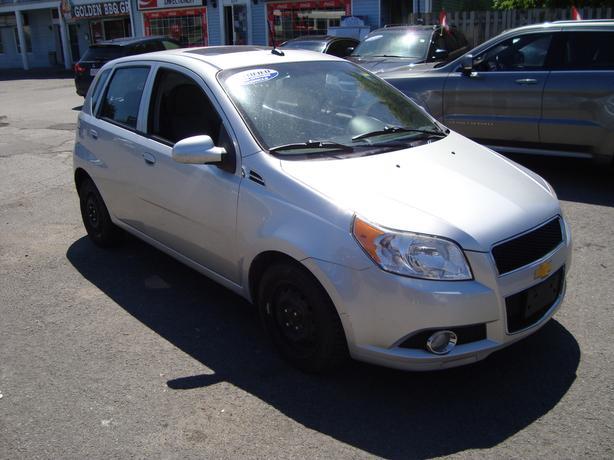 2010 Chevrolet Aveo ***Only 85 km***
