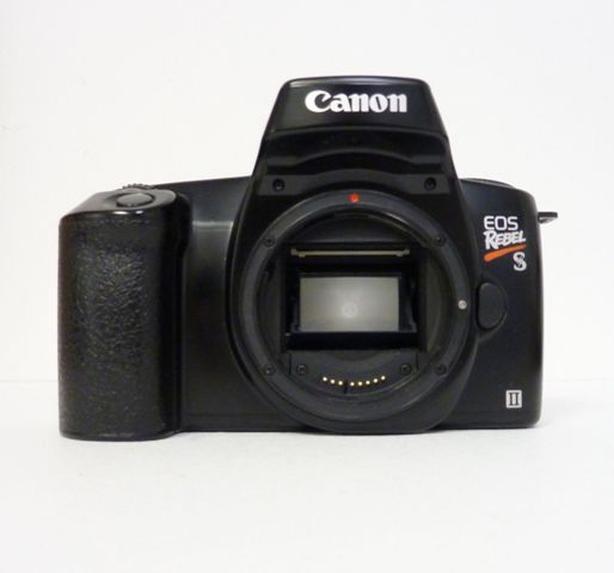 Canon EOS Rebel S II 35mm SLR Film Camera Body Only