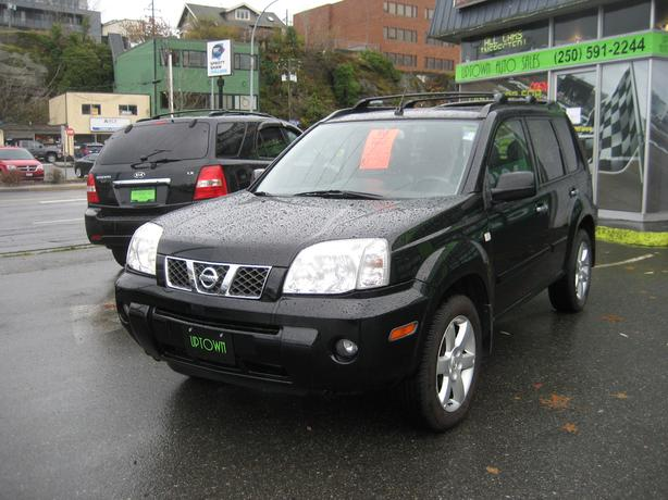 Nissan Xtrail 4 cyl. auto 4x4 NO ACCIDENTS