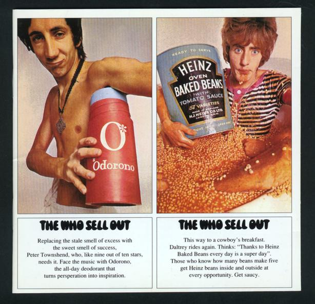 The Who Sell Out Expanded CD I Can See For Miles
