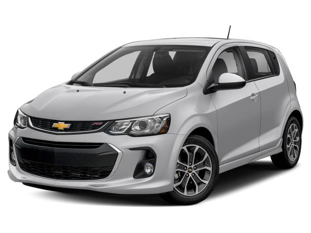 Used 2018 Chevrolet Sonic