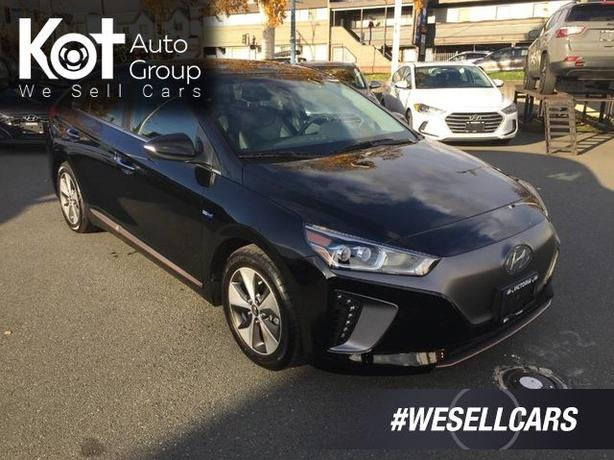 Pre-Owned 2019 Hyundai IONIQ Electric Ultimate Front Wheel Drive Hatchback