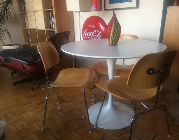 Saarinen / Eames