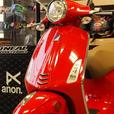 Winter Special*** 2020 Vespa Primavera 150cc Red
