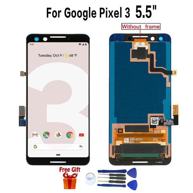 We can repair your Google Pixel 3 screen, Top-quality guaranteed