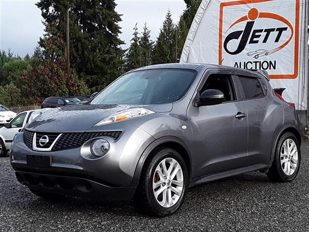 2013 NISSAN JUKE S LIVE FOR AUCTION!