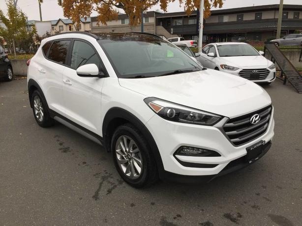 Pre-Owned 2017 Hyundai Tucson SE All Wheel Drive SUV