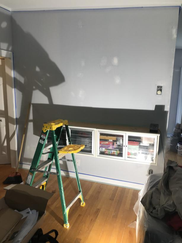 Professional interior painting services