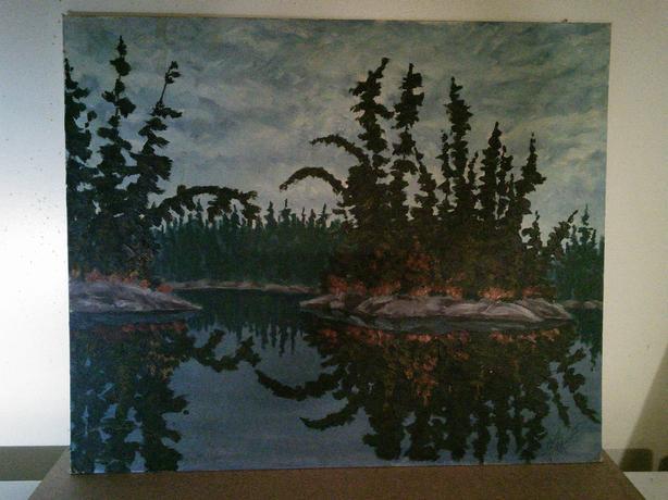 TERRY LAKE NWT 1980