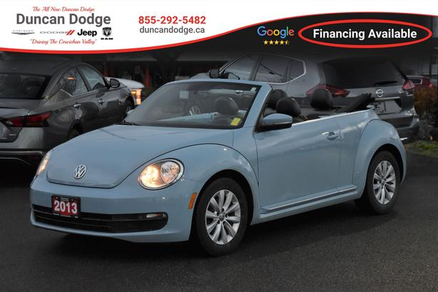 Used 2013 Volkswagen Beetle 2.5L Convertible