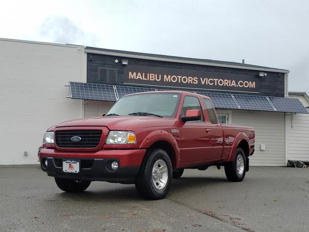 "2009 Ford Ranger 2WD SuperCab 126"" Sport"