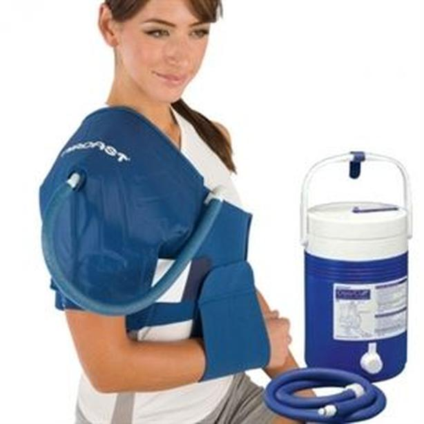 Cryo Cuff Shoulder with Cooler - By Aircast