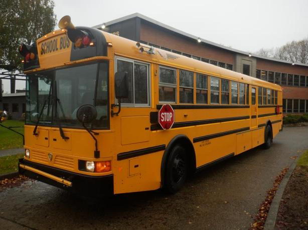 2014 International PB305 48 Passenger Diesel Bus With Air Brakes