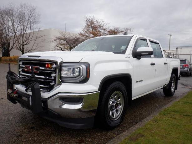 2016 GMC Sierra 1500 Crew Cab Long Box 4WD