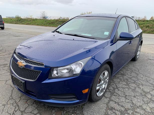 2012 Chevrolet Cruze (Clean title) 778-955-9873