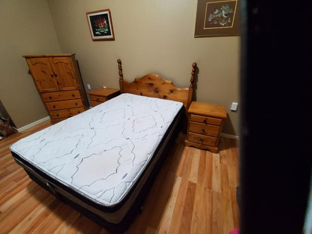 FREE:Double Bed