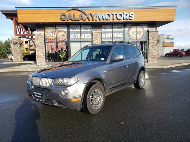2010 BMW X3 - AWD, Leather Interior, Heated Front Seats 28I