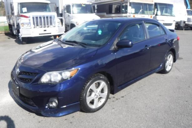 2011 Toyota Corolla S 4-Speed AT