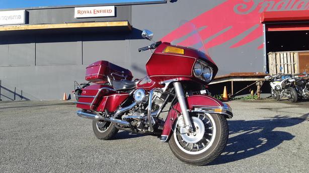 1981 Harley-Davidson FLH TOUR GLIDE
