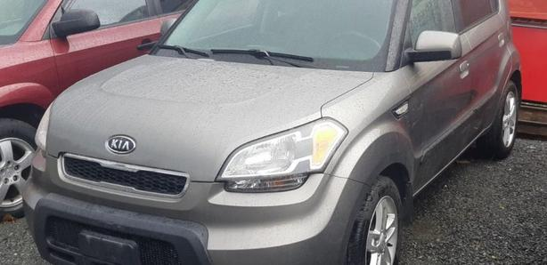 2010 Kia Soul Black Creek Motors