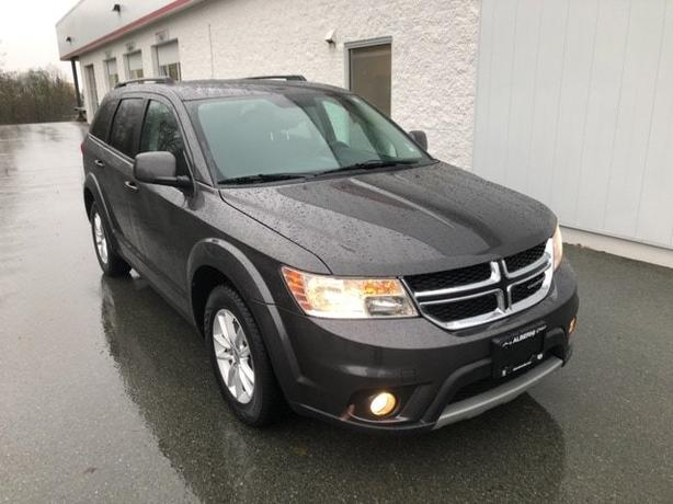Used 2016 Dodge Journey SXT / Limited SUV