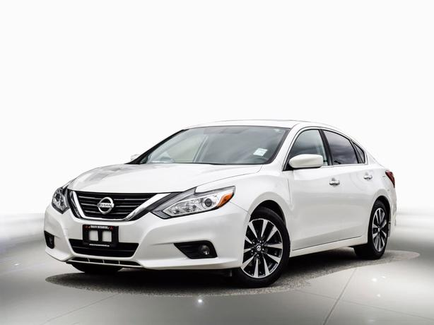 2016 Nissan Altima FWD