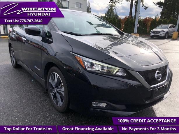 2019 Nissan LEAF - $138.94 /Wk - Low Mileage