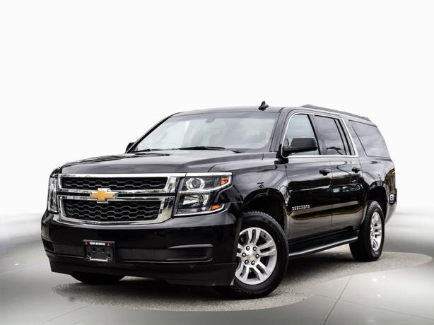 2019 Chevrolet Suburban 4x4-Back-up camera-Third row 4x4