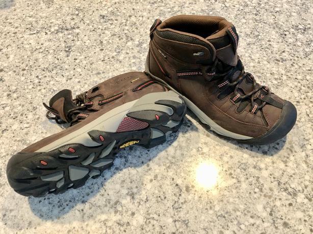 Keen's Hiking Boots