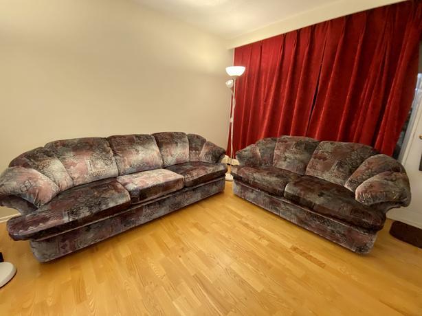 Sofa + Loveseat