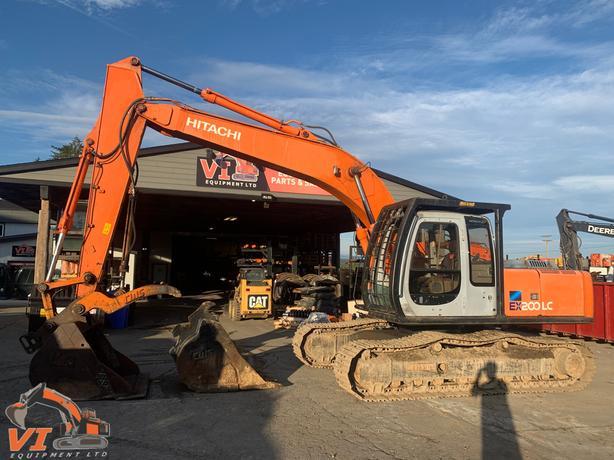 Hitachi EX200 LC-5 Excavator