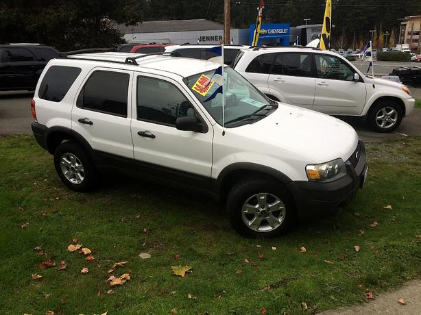 2005 Ford Escape XLT Sport