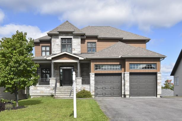 Beautiful and spacious home with numerous upgrades