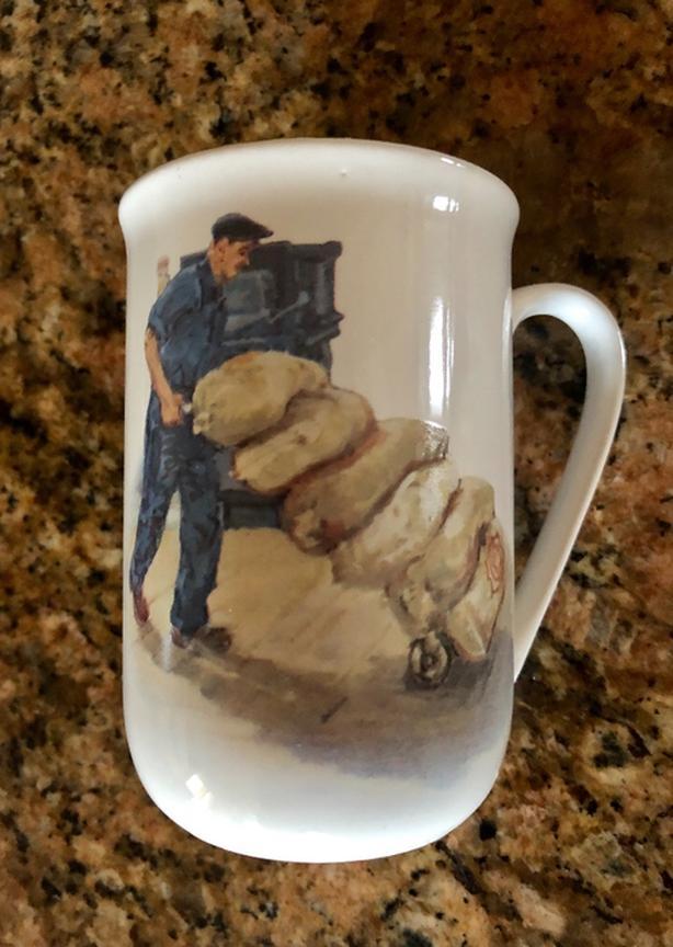 Co-Op 75th Anniversary mug