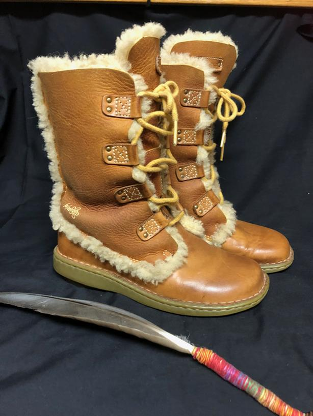 Size 8 Fat Face Boots