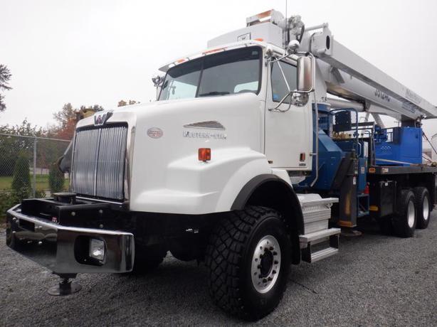 2013 Western Star 4800 Bucket Truck Air Brakes Diesel
